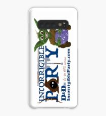 Incorrigible Party logo and Thuft Case/Skin for Samsung Galaxy