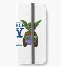 Incorrigible Party logo and Thuft iPhone Wallet/Case/Skin