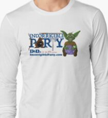 Incorrigible Party logo and Thuft Long Sleeve T-Shirt
