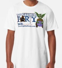 Incorrigible Party logo and Thuft Long T-Shirt