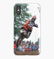 Marvin Musquin iPhone Case/Skin