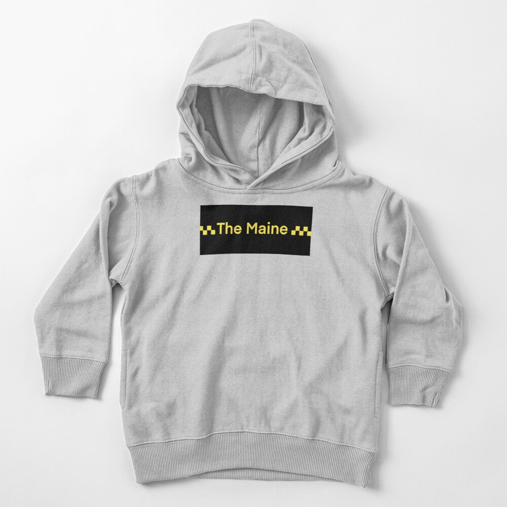 The Maine Toddler Pullover Hoodie