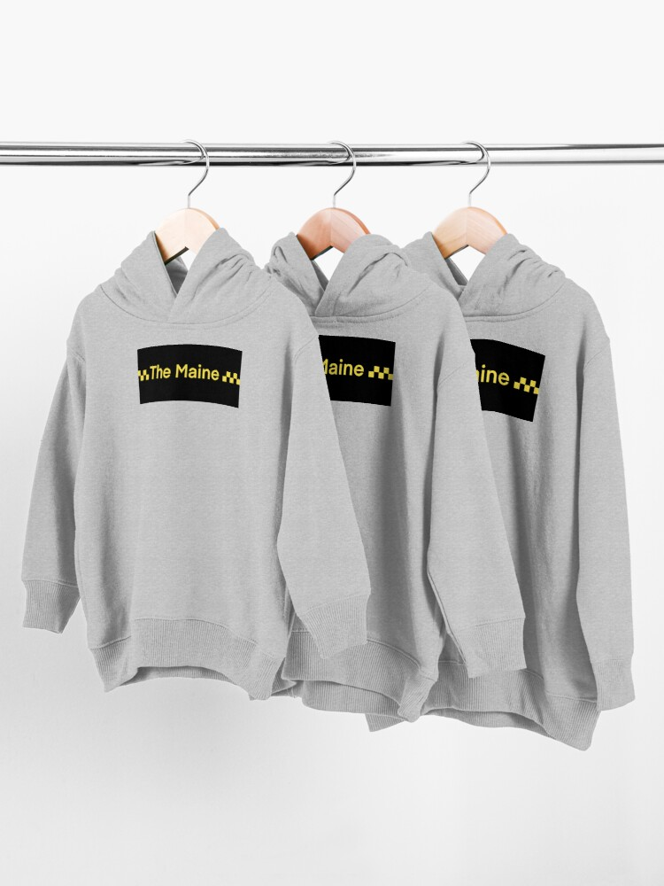 Alternate view of The Maine Toddler Pullover Hoodie