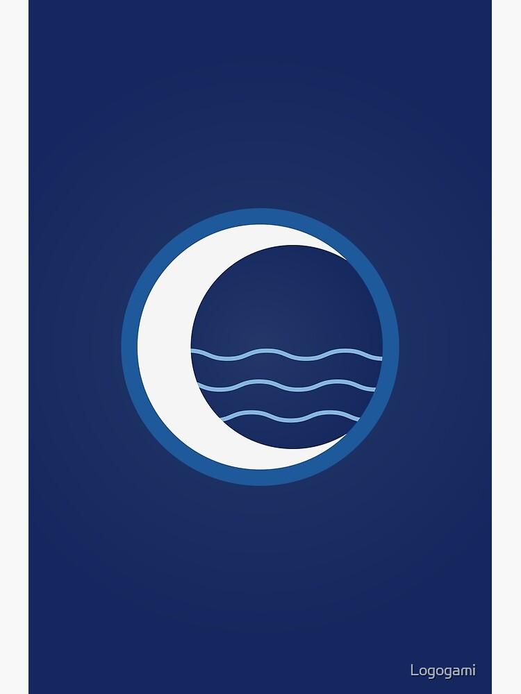 Water Tribe Logo by Logogami