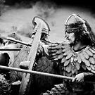Dacian Warrior by C. & L. | ABBILDUNG.ro Photography