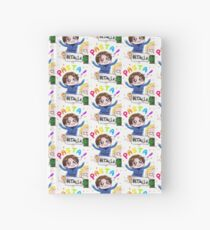 Silly Hetalia Picture Hardcover Journal