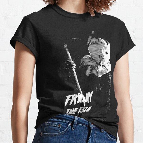 friday 13th part II (grunge) Classic T-Shirt