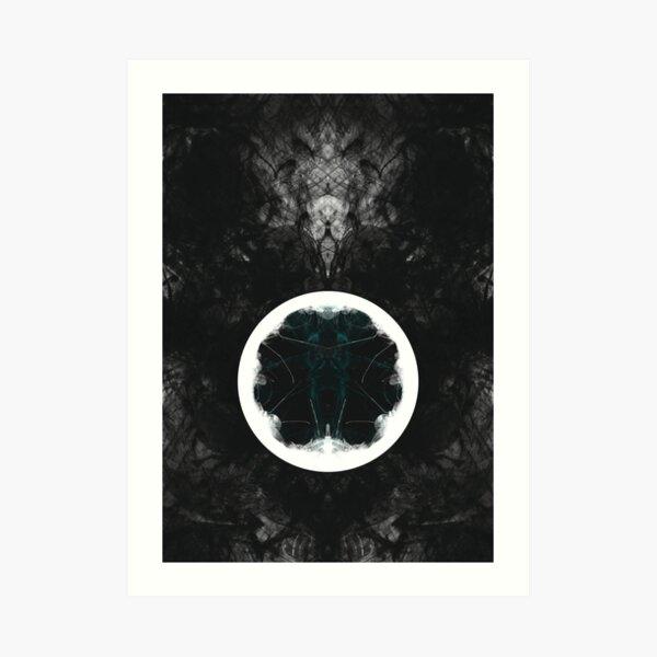 Bio-Lateral 001 Art Print