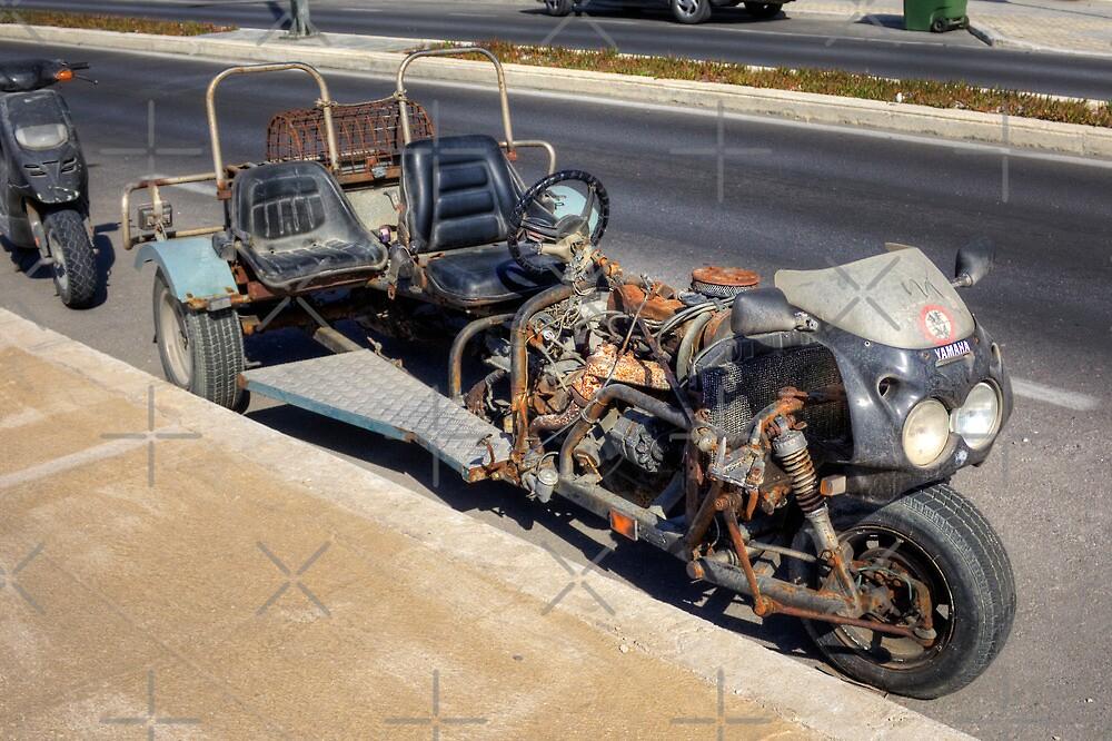 (Rust) Bucket Seats by Tom Gomez