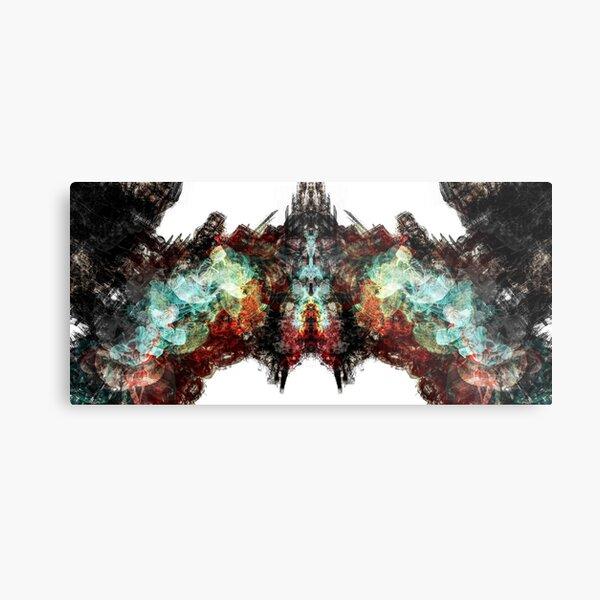 Bio-Lateral Symmetry 023 Metal Print