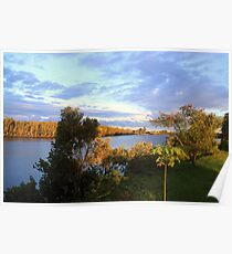 Manning River Afternoon Poster