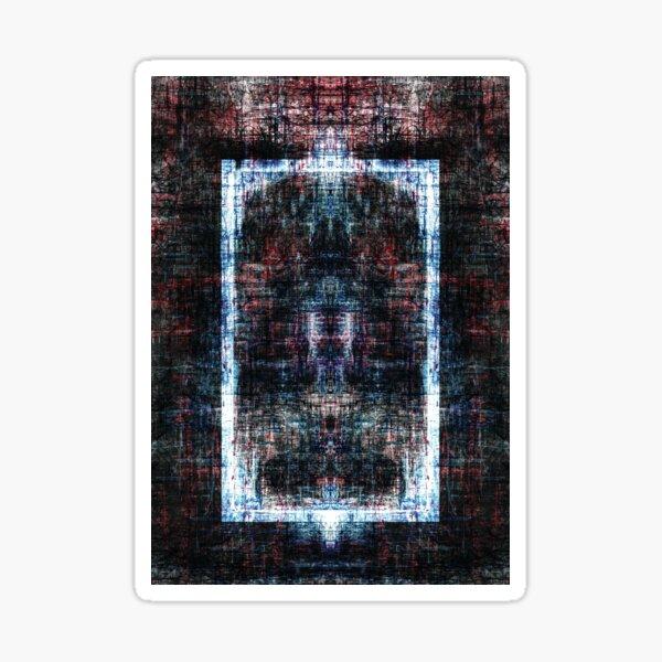 Kinetic Symmetry 001 Sticker