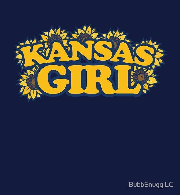 Kansas Mädchen von BubbSnugg LC