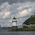 Doubling Point Lighthouse by Monnie Ryan