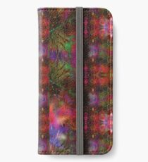 Pyrotechnic Pattern iPhone Wallet/Case/Skin