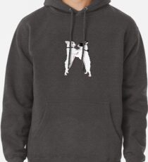 Sumo Dogs Pullover Hoodie