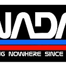 NADA - Someone is going nowhere since 1958 by GLOBEXIT