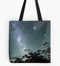 Milky Way from a very dark place Tote Bag