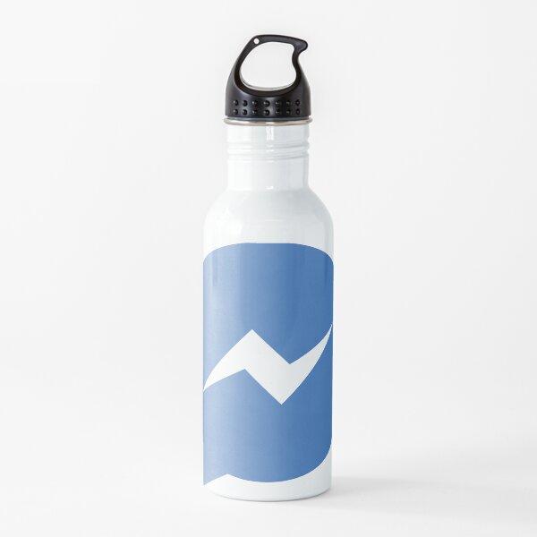 Facebook Messenger Water Bottle