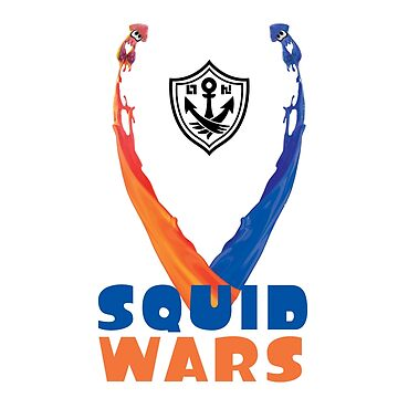 Splatoon! Squid Wars by kuuushi