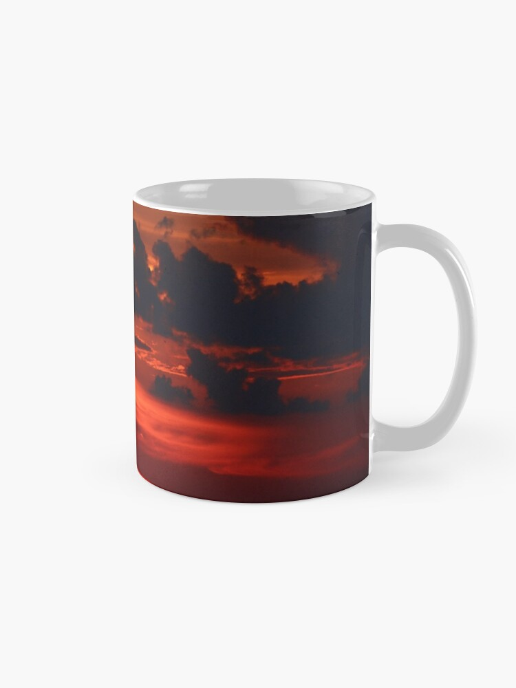 Alternate view of Virginia Beach Sunset Mug