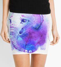 PEACEFUL ELE  Mini Skirt
