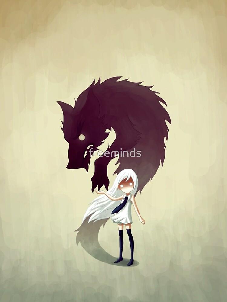 Werewolf by freeminds