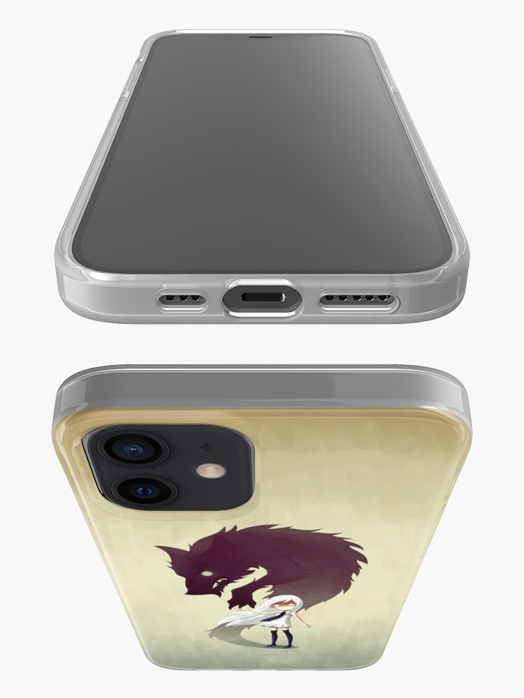 Alternate view of Werewolf iPhone Case & Cover