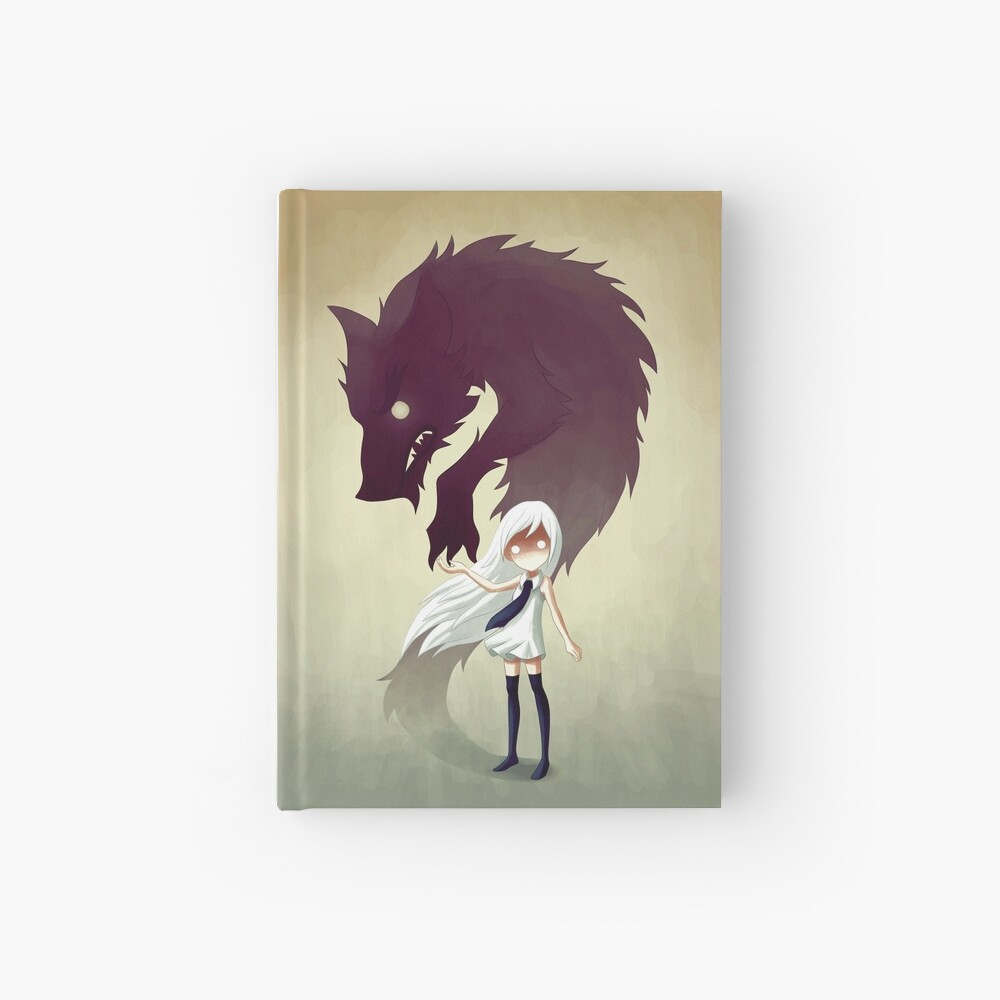Werewolf Hardcover Journal