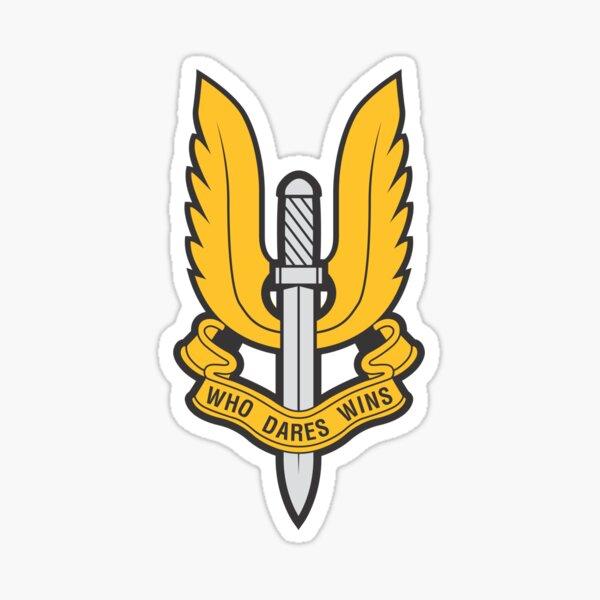 Special Air Service SAS. Sticker