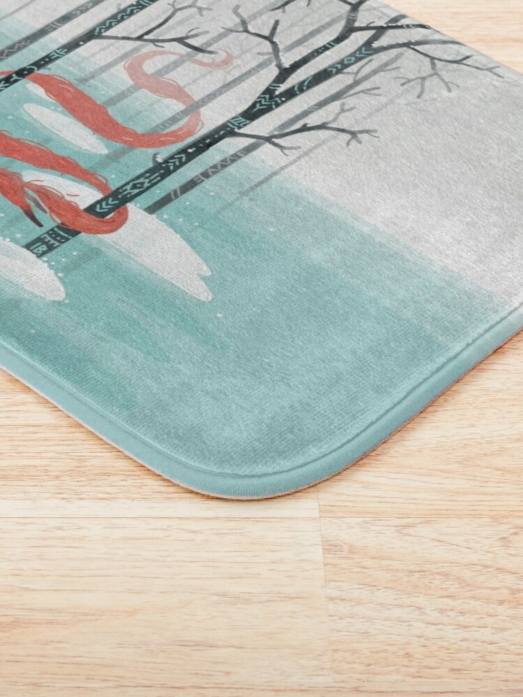 Alternate view of Forest Spirit Bath Mat