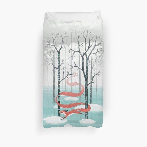 Forest Spirit Duvet Cover