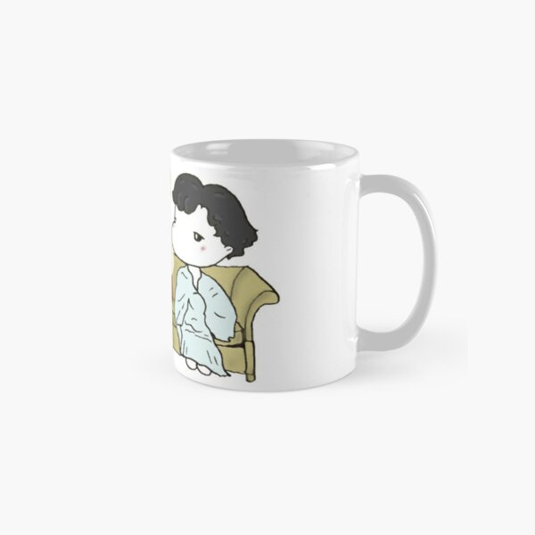 Sherlock and John at Buckingham Palace Classic Mug