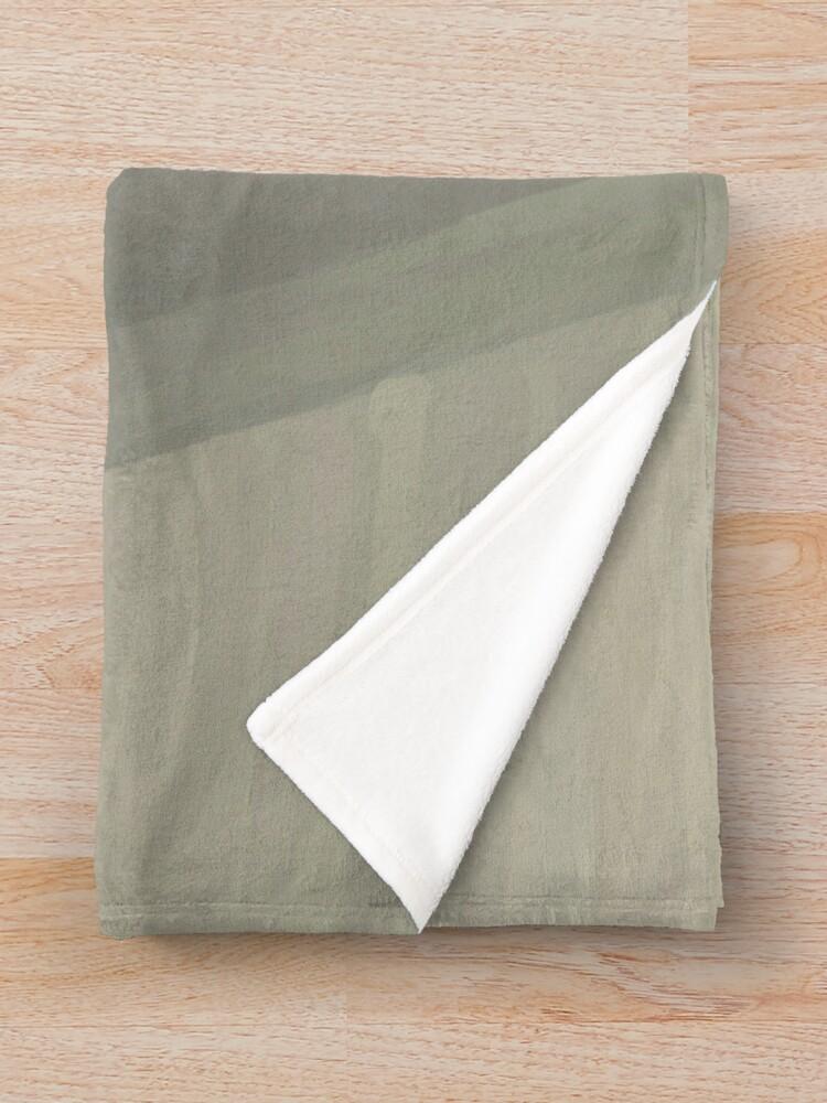 Alternate view of Stormbringers Throw Blanket