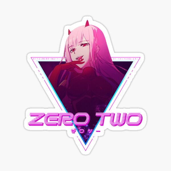 Darling With Franxx Lewd  Ecchi Weatherproof Sticker Ichigo 02