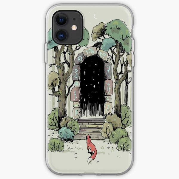 Forest Gate iPhone Soft Case
