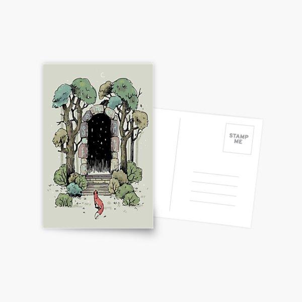 Forest Gate Postcard