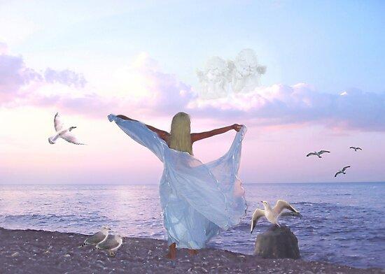 I believe in angels by kindangel