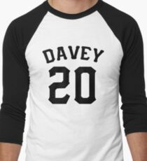 Davey Men's Baseball ¾ T-Shirt