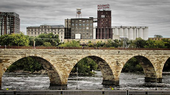 Mill City by shutterbug2010