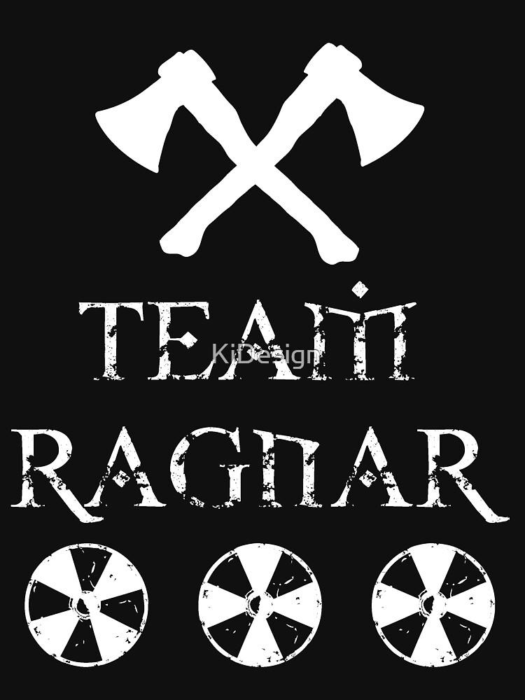 Equipo Ragnar de KiDesign