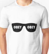 They Live - Sunglasses Obey T-Shirt