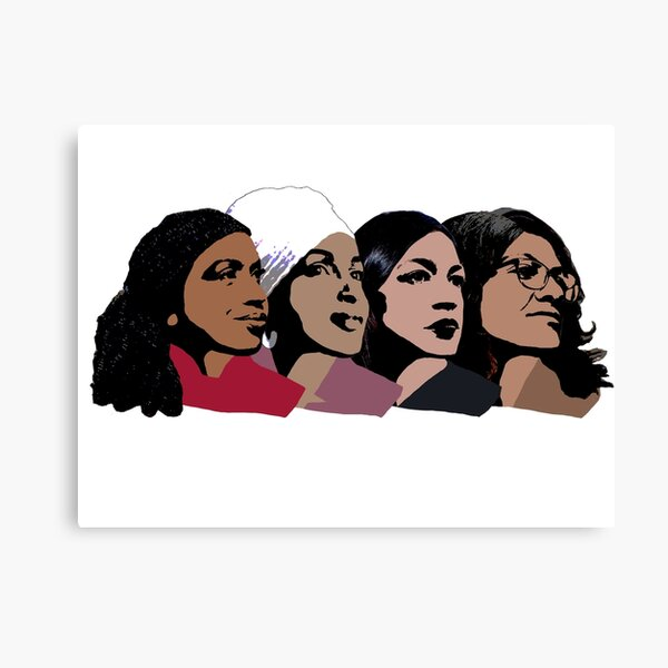 Nevertheless, They Persisted (No Text) Canvas Print