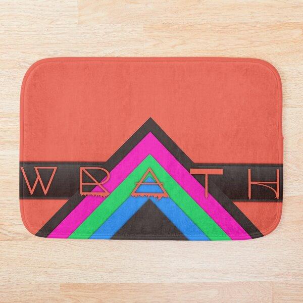 Material Wrath - Polysexual Bath Mat