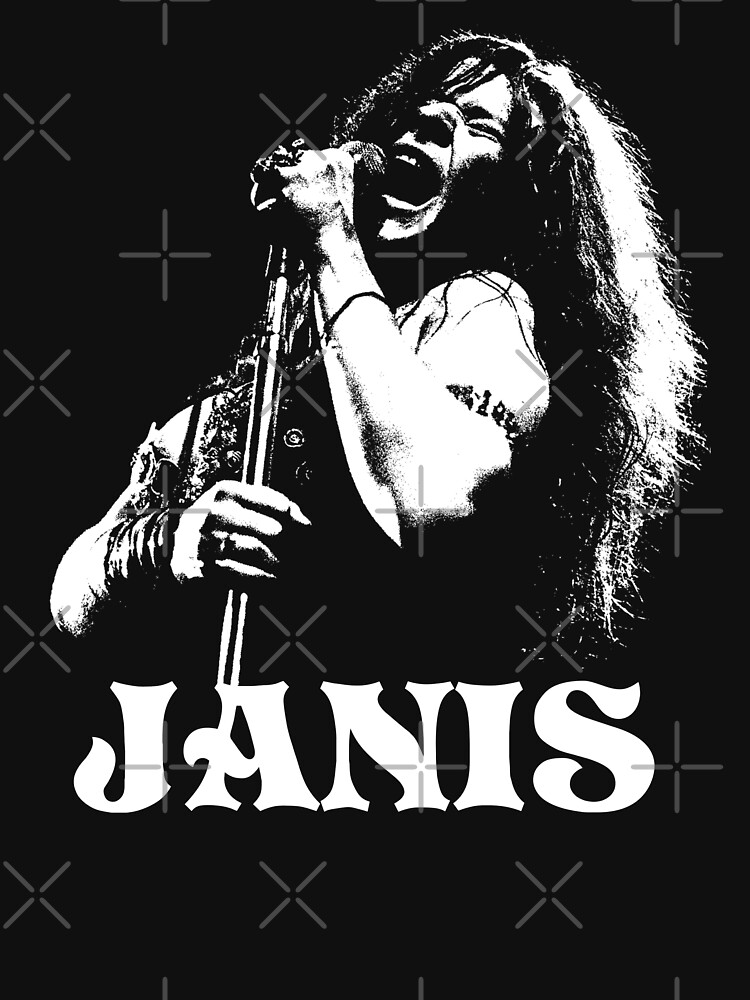 Janis - The White Stencil by fontastic