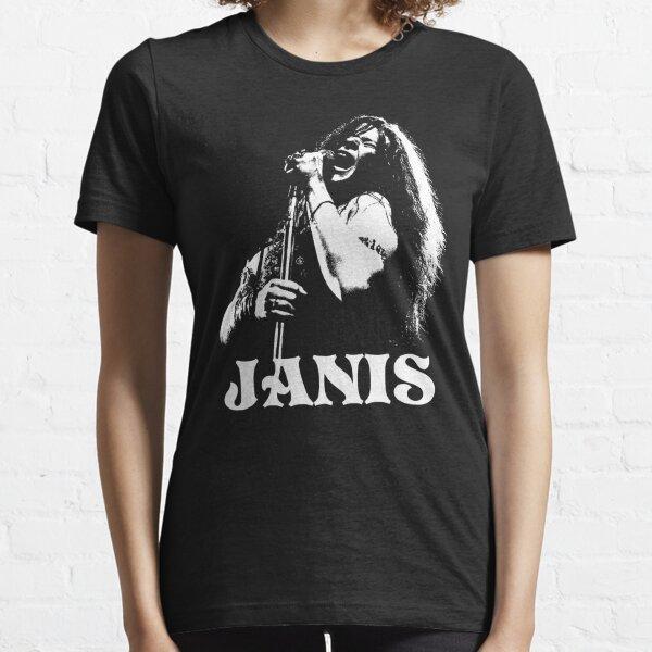 Janis - La Plantilla Blanca Camiseta esencial