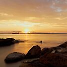 Sunset - Botany Bay by Mark  Lucey