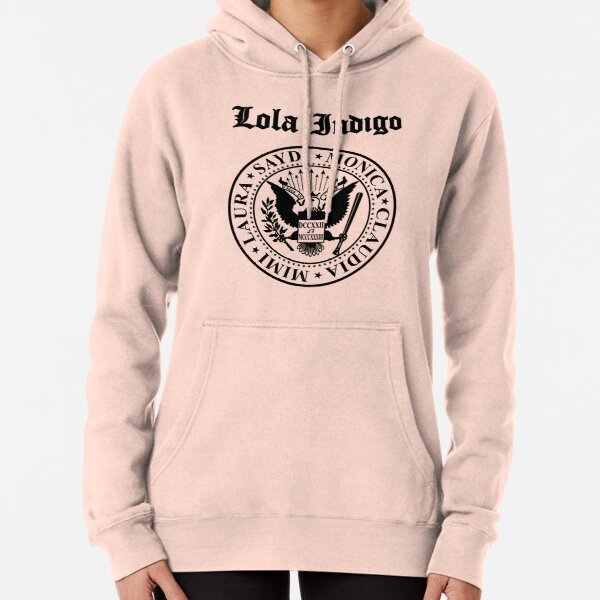 Lola Indigo Pullover Hoodie