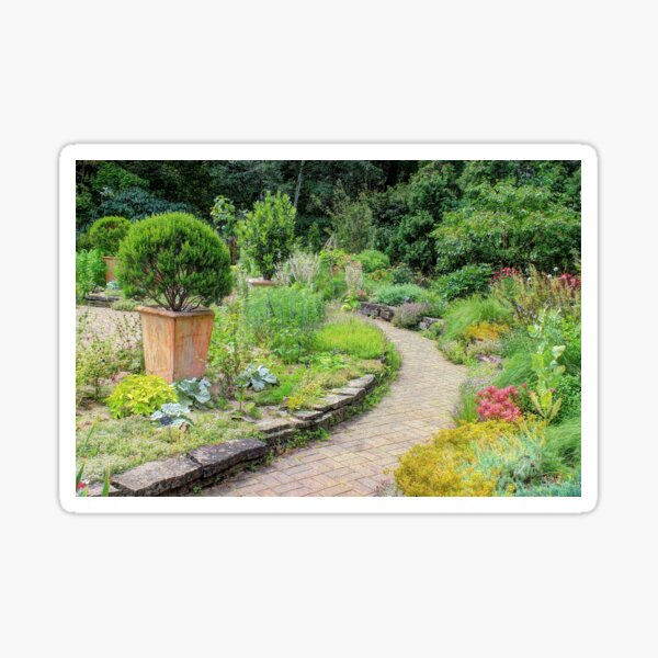 The Spice Garden Sticker
