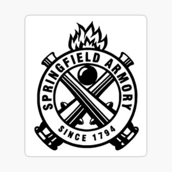 Springfield Armory Sticker
